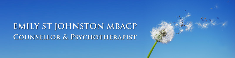Emily St Johnston BACP Counsellor & Psychotherapist